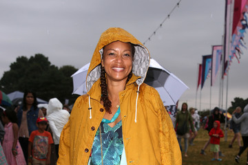 Angela Griffin The Big Feastival - Day 2