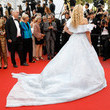 Angela Ismailos 'The Killing of a Sacred Deer' Red Carpet Arrivals - The 70th Annual Cannes Film Festival