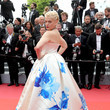 Angela Ismailos 'Oh Mercy! (Roubaix, Une Lumiere)' Red Carpet - The 72nd Annual Cannes Film Festival