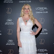 Angela Ismailos Gala 20th Birthday of L'Oreal in Cannes - The 70th Annual Cannes Film Festival