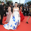 Angela Ismailos 'Oh Mercy! (Roubaix, Une Lumiere)'Red Carpet - The 72nd Annual Cannes Film Festival