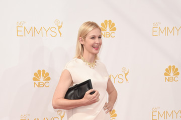 Angela Kinsey Arrivals at the 66th Annual Primetime Emmy Awards — Part 2