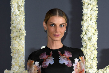 Angela Lindvall Elle U.S. and Elle France Anniversary Celebration - Photocall and Cocktail