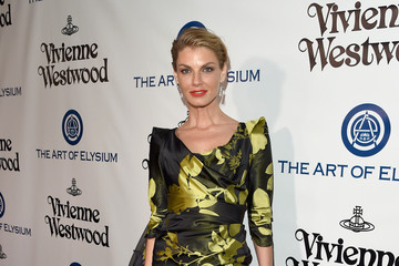 Angela Lindvall The Art of Elysium Presents Vivienne Westwood & Andreas Kronthaler's 2016 HEAVEN Gala - Red Carpet