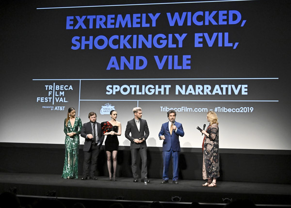 Netflix's 'Extremely Wicked, Shockingly Evil and Vile' - Tribeca Film Festival Premiere