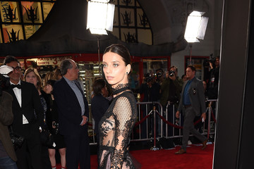 Angela Sarafyan Premiere of Open Road Films' 'The Promise' - Red Carpet