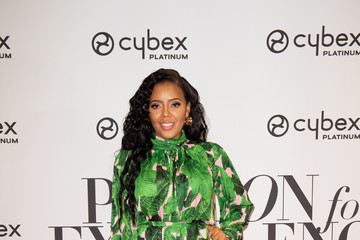 Angela Simmons Cybex For Scuderia Ferrari Launch Party