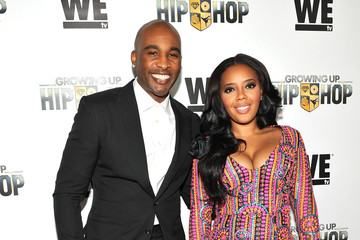 Angela Simmons WE tv Celebrates the Premiere of New Series 'Growing Up Hip Hop'