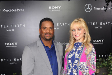 Angela Unkrich 'After Earth' Premieres in NYC