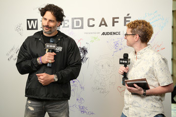 Angela Watercutter 2018 WIRED Cafe At Comic Con Presented By AT&T Audience Network - Day 2