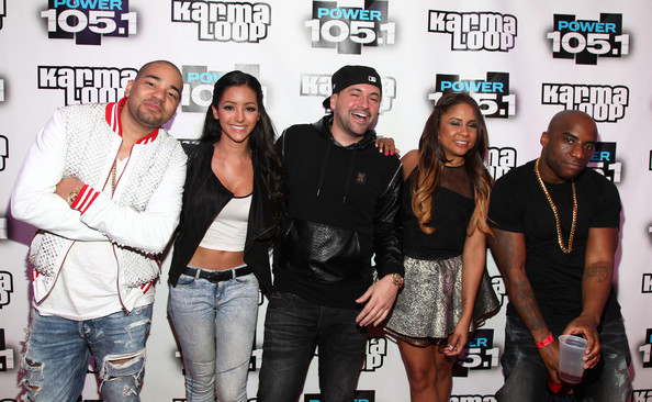 Power 105.1's Powerhouse 2013 Presented By Play GIG-IT - PRESS ROOM