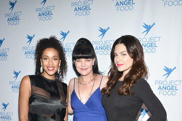 Angelica Celaya Project Angel Food's Angel Awards 2016 Honoring Lisa Rinna, Mitch O'Farrell, and Joseph Mannis, ESQ