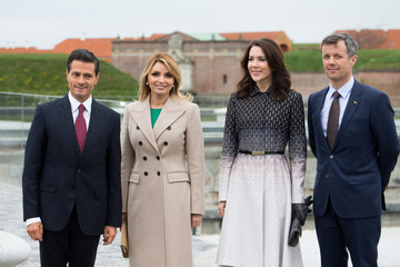 Angelica Rivera Visit From The United Mexican States To Denmark - Day 1