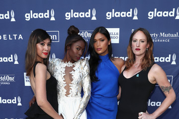 Angelica Ross Ketel One Vodka Sponsors the 28th Annual GLAAD Media Awards