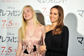 Angelina Jolie 'Maleficent' Press Conference in Tokyo — Part 2