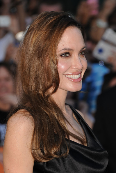 "Angelina Jolie - ""Ides Of March"" Premiere -    2011 Toronto International Film Festival"