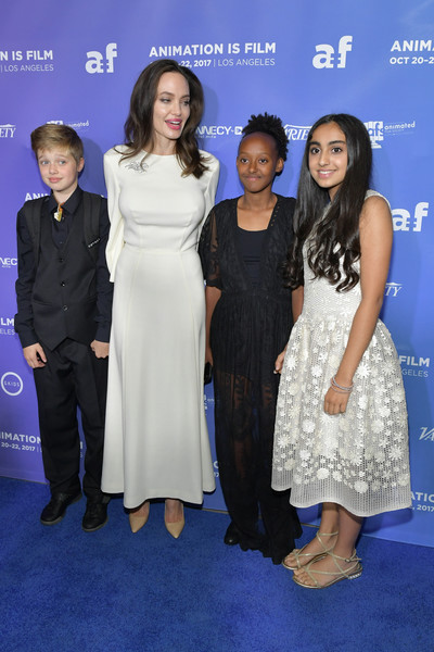 Premiere of Gkids' 'The Breadwinner' - Arrivals