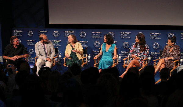 The Paley Center For Media's 2019 PaleyFest Fall TV Previews - Amazon - Inside [paleyfest fall tv previews - amazon - inside,performance,event,sky,stage,music,performing arts,musician,concert,music artist,crowd,angelique cabral,constance marie,rosa salazar,raphael bob-waksberg,kate purdy,hisko hulsing,stage,l-r,paley center for media]