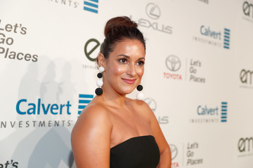 Angelique Cabral Environmental Media Association Hosts Its 26th Annual EMA Awards Presented by Toyota, Lexus and Calvert - Red Carpet