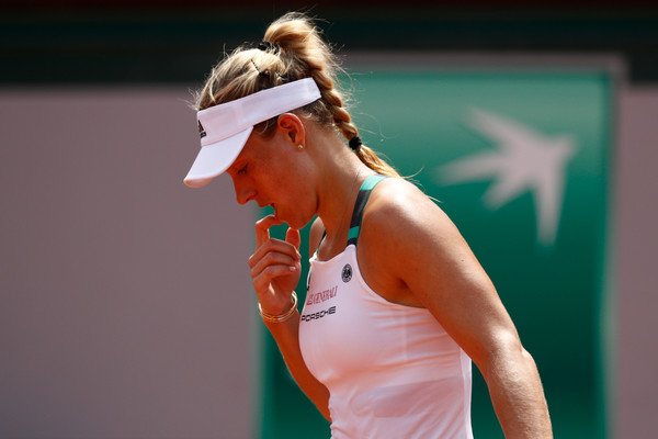 French Open: Kerber's Defeat Proves That Roland Garros' Seeds Should Be Determined As At Wimbledon