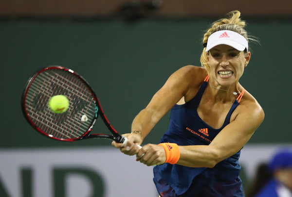 Angelique Kerber Dismisses No.1 Ranking As Search For Consistency Continues