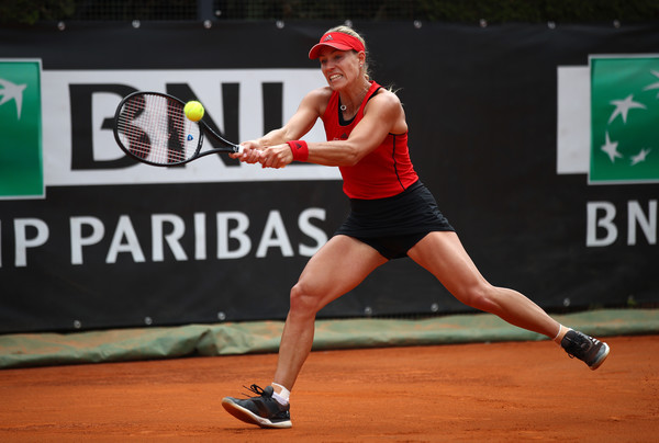 Angelique Kerber Eyes Return To No.1, Says Coach