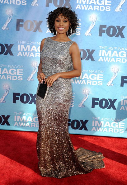 Angell Conwell - 42nd NAACP Image Awards - Arrivals