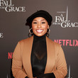 Angell Conwell VIP Screening of Tyler Perry's A Fall From Grace With Bresha Webb
