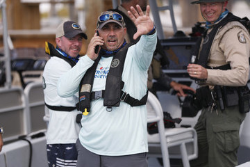 Angelo Fiore Pepsi Stronger Together Tackles Florida Marine Pollution By Hosting Community Beach Clean-Up In Tampa Area