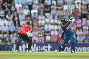 Angelo Matthews England v Sri Lanka - 1st NatWest T20 International