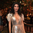 Angie Harmon Whole Child International's Inaugural Gala In Los Angeles Hosted By The Earl And Countess Spencer - Inside