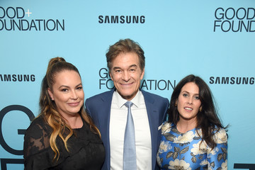 Angie Martinez 2018 GOOD+ Foundation 'An Evening of Comedy + Music' Benefit Presented By Samsung Electronics America - Arrivals & Cocktail Reception