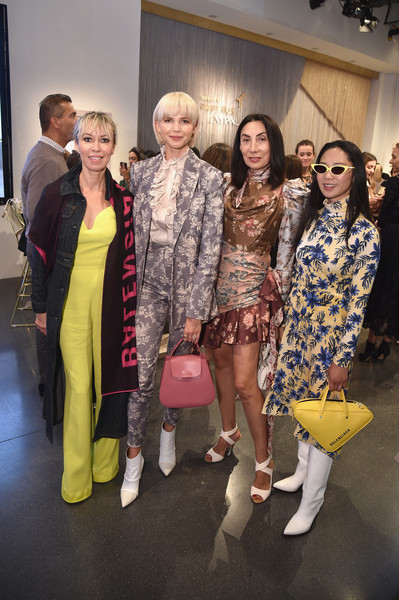 IMG NYFW: The Shows 2018 PARTNERS - September 10