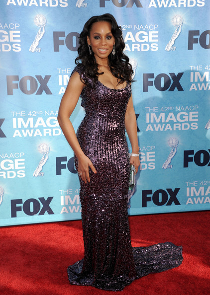 Anika Noni Rose - 42nd NAACP Image Awards - Arrivals