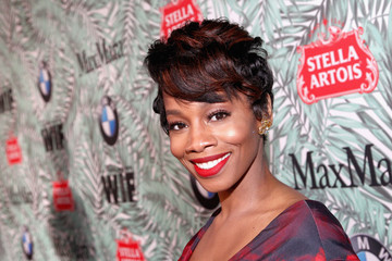 Anika Noni Rose Tenth Annual Women In Film Pre-Oscar Cocktail Party Presented By Max Mara And BMW - Red Carpet