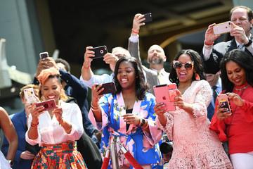 Anika Noni Rose 2018 TCM Classic Film Festival - Hand and Footprint Ceremony: Cicely Tyson