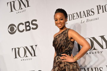 Anika Noni Rose 2014 Tony Awards - Arrivals