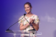 Carolyn Murphy speaks onstage during the Animal Haven Gala 2019 at Tribeca 360 on May 22, 2019 in New York City.