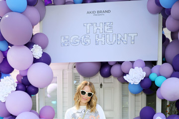 Anine Bing AKID Brand's 3rd Annual 'The Egg Hunt'