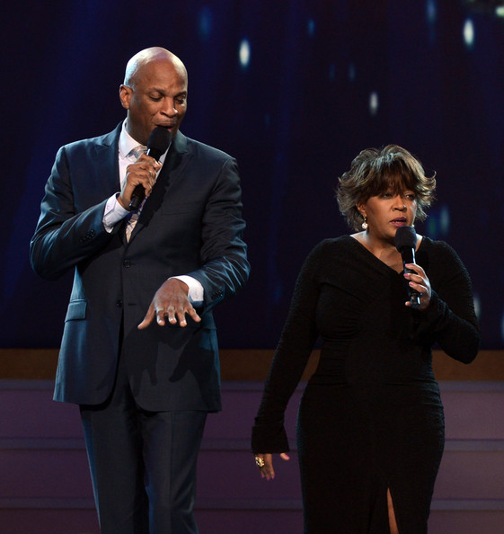 celebration of gospel 2013 donnie mcclurkin and anita baker, ain't no need in worrying'