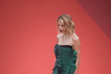 Anja Rubik 'The Killing of a Sacred Deer' Red Carpet Arrivals - The 70th Annual Cannes Film Festival