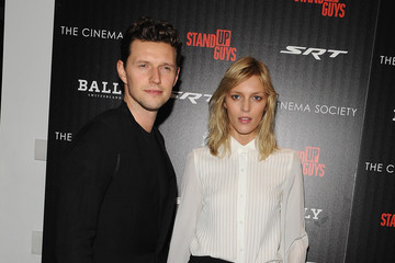 """Anja Rubik The Cinema Society With Chrysler & Bally Host The Premiere Of """"Stand Up Guys"""" - Arrivals"""