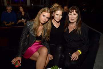 """Anjelica Huston Oceana's Fourth Annual """"Rock Under The Stars"""" Featuring The Red Hot Chili Peppers"""