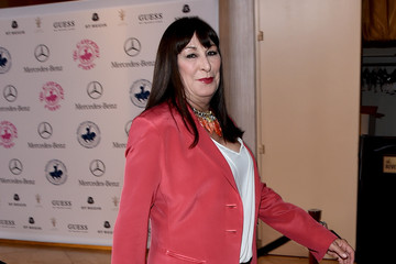 Anjelica Huston 2014 Carousel of Hope Ball Presented by Mercedes-Benz - Red Carpet