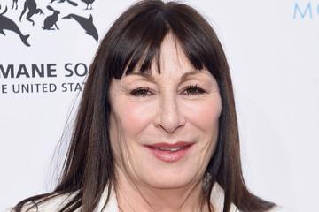 Anjelica Huston 2015 to the Rescue! New York Gala