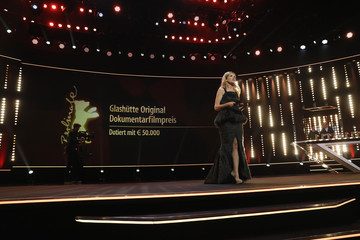 Anke Engelke Closing Ceremony - 67th Berlinale International Film Festival