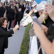 Ann Dowd 25th Annual Screen Actors Guild Awards - Fan Bleachers