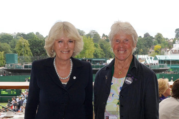 Ann Jones The Championships - Wimbledon 2011: Day Three