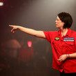 Ann Louise Peters BDO Lakeside World Professional Darts Championships - Day Eight
