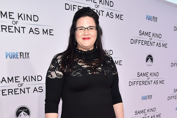 Ann Mahoney Premiere Of 'Same Kind Of Different As Me' - Red Carpet